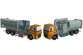 VDL ontwikkelt vier elektrische afvaltrucks voor drie regio's