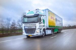 Eerste openbare laadstation voor e-trucks komt in Nuenen