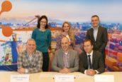 Evofenedex en TLN in zee met European Supply Chain Forum