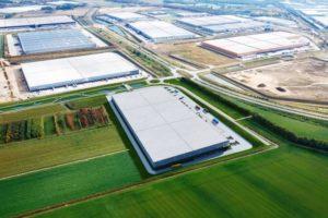 Wetron nieuwe huurder groot dc in Venlo