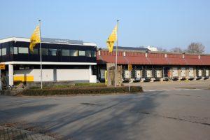 Snel Shared Logistics nieuwe huurder dc de Bijenkorf in Woerden