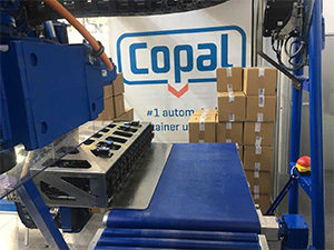 Copal Handling Systems