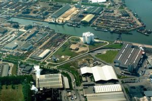 3,7 miljoen EU-subsidie haven Moerdijk voor spooruitbreiding