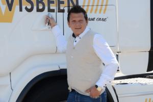 Joost Visbeen: 'Dit is een fusie op basis van gelijkwaardigheid'
