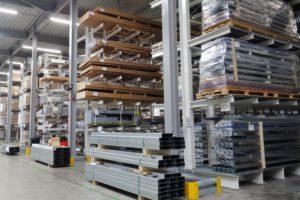 Hörmann verhoogt opslagcapaciteit magazijn met 30 procent