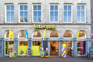 Intertoys nieuwe supply chain e-commerce: van 1 naar 230 distributiecentra