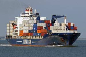 Ikea en CMA CGM testen duurzame stookolie voor containerscheepvaart