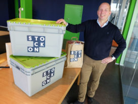 E-commerce boodschappendienst Stockon stopt