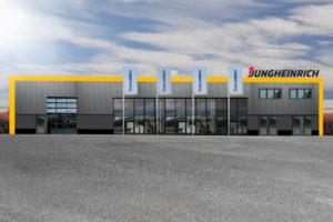 Jungheinrich opent regionaal kantoor met showroom in Hengelo