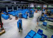 Centraal distributiecentrum moet supply chain PartsPoint verbeteren