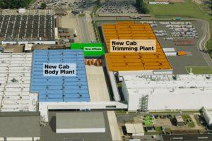 DAF investeert 200 miljoen euro in nieuwe fabriek Westerlo