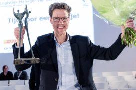 Job Sonke wint Logistiek Manager van het Jaar verkiezing