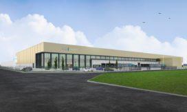 Nieuw distributiecentrum voor Strootman Group op Borchwerf II