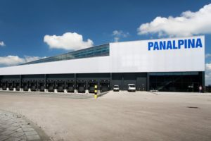 Panalpina voor 4,1 miljard euro in handen van DSV