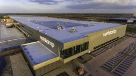 Wehkamp – manueel magazijn werkt als buffer voor de shuttle