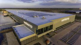 Binnenkijken in het nieuwe Wehkamp distributiecentrum