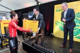 Dit is het nieuwe DHL Express sorteercentrum in Limburg