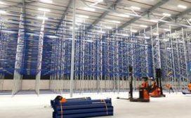 Timberland start uitbreiding Europees distributiecentrum