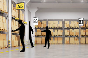 Richt uw magazijn efficiënt in met magneetsystemen