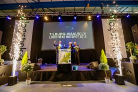 Tilburg-Waalwijk eindelijk Logistieke Hotspot nr.1 van Nederland