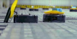 Distributiecentra met robots nemen enorme vlucht