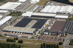 Aantal logistieke landingen in Nederland groeit