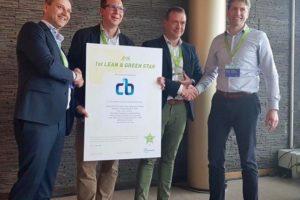 CB zet vol in op duurzaamheid