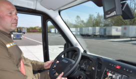 Camerasysteem moet veiligheid UPS chauffeurs vergroten