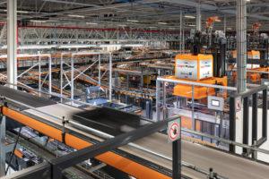 Albert Heijn – robots domineren het magazijn van de toekomst