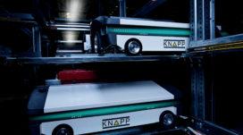 Knapp grootste stijger Top 20 material handling