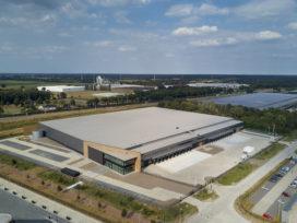 Vraag naar logistiek vastgoed in 2018 groter dan ooit