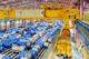 Dit is de nieuwe geautomatiseerde opslaghal van Tata Steel
