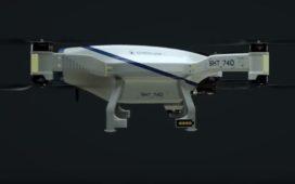 Ziekenhuizen gaan bezorgen met drones