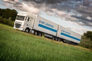 HSF Logistics zet LZV in voor fritestransport Aviko