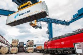 Nieuwe treinverbinding CoolRail vermindert CO2 fors