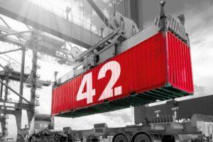 Haven Rotterdam stuurt 'intelligente zeecontainer' op wereldreis