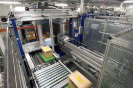 Witron bouwt geautomatiseerd distributiecentrum voor supermarkt