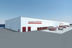 Bakker Transport & Warehousing investeert 6 miljoen in uitbreiding