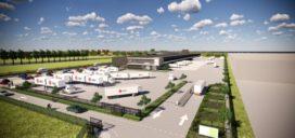 DPD realiseert nieuw pakketdepot voor regio Groot-Amsterdam