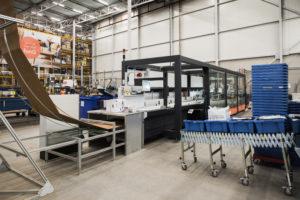 Fonq opent duurzaam distributiecentrum op Lage Weide