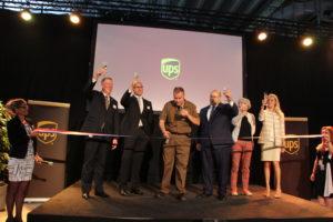 Dit is UPS nieuwste Nederlandse super hub