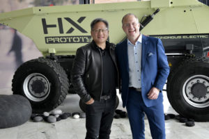 Volvo en NVIDIA ontwikkelen samen AI-platform voor autonome trucks