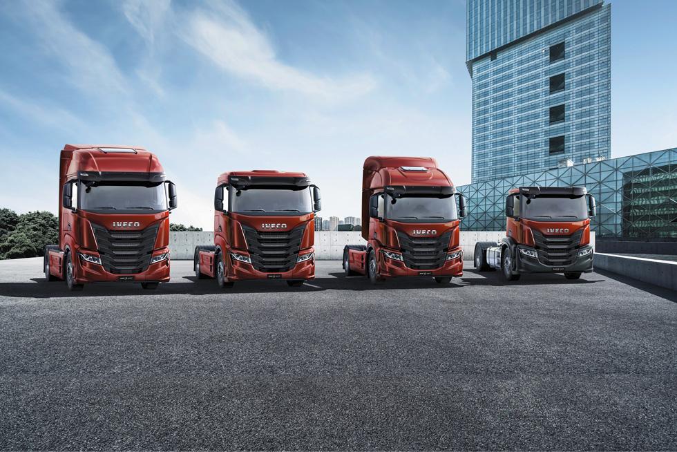 Iveco lanceert nieuwe truck S-Way - Logistiek