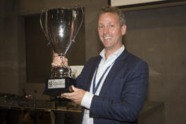 Antoine Leclercq is supply chain professional van 2019