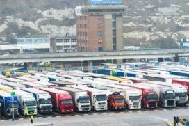 'Britse chauffeurs bij Nederlandse vervoerder vallen niet onder CAO Beroepsgoederenvervoer'