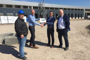 Sligro start bouw nieuw distributiecentrum in Maastricht