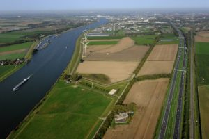 Distripark Dordrecht moet zorgen voor veel nieuwe banen