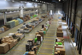 PostNL geeft food fulfilment de ruimte