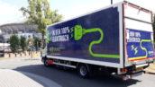 'Reële klimaatplannen kabinet voor goederenvervoer'