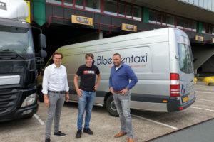 De Winter Logistics neemt taxibedrijf voor bloemen over
